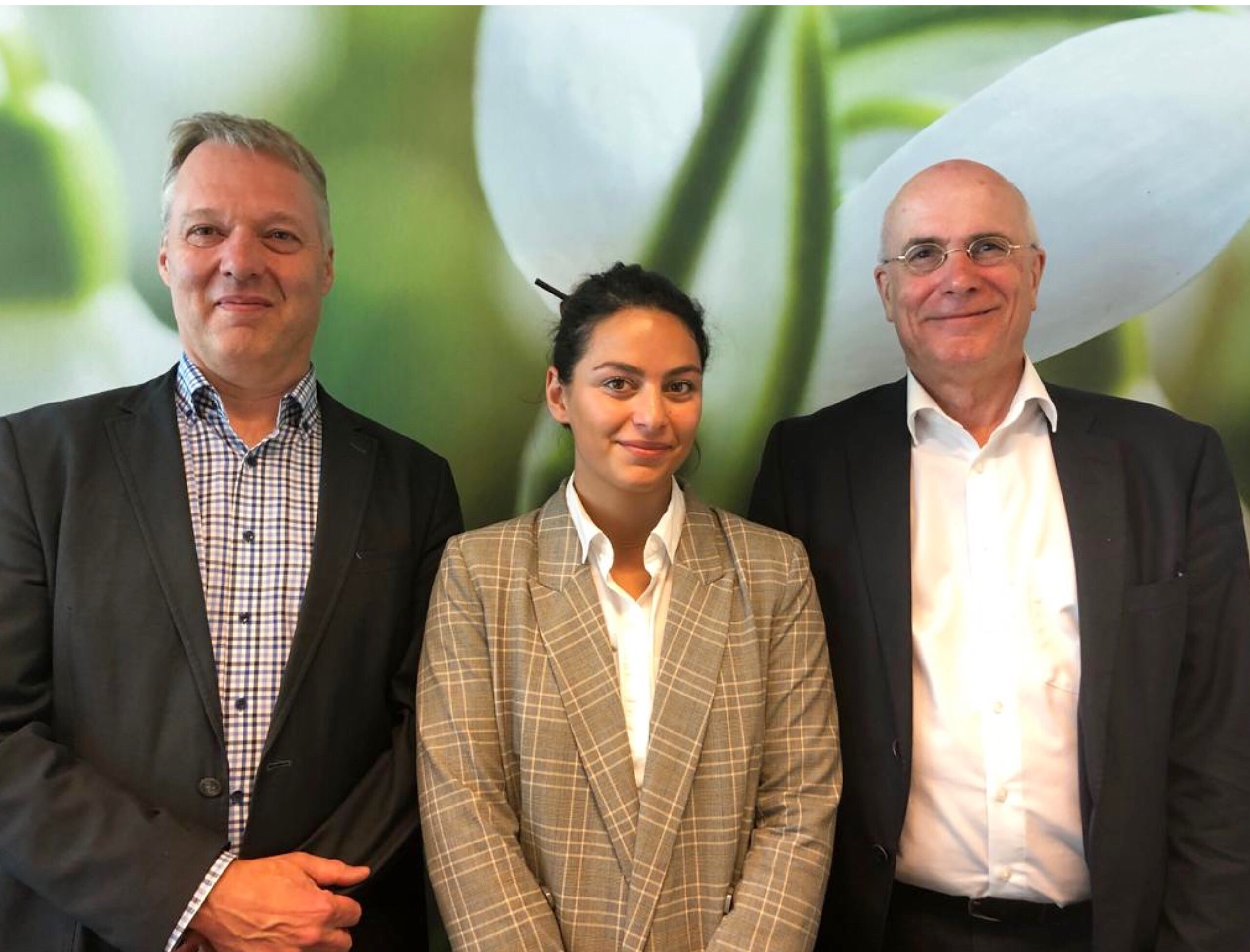 Dr Gvantsa Kvantaliani from Georgia visits Rett Expertise Centre of Maastricht