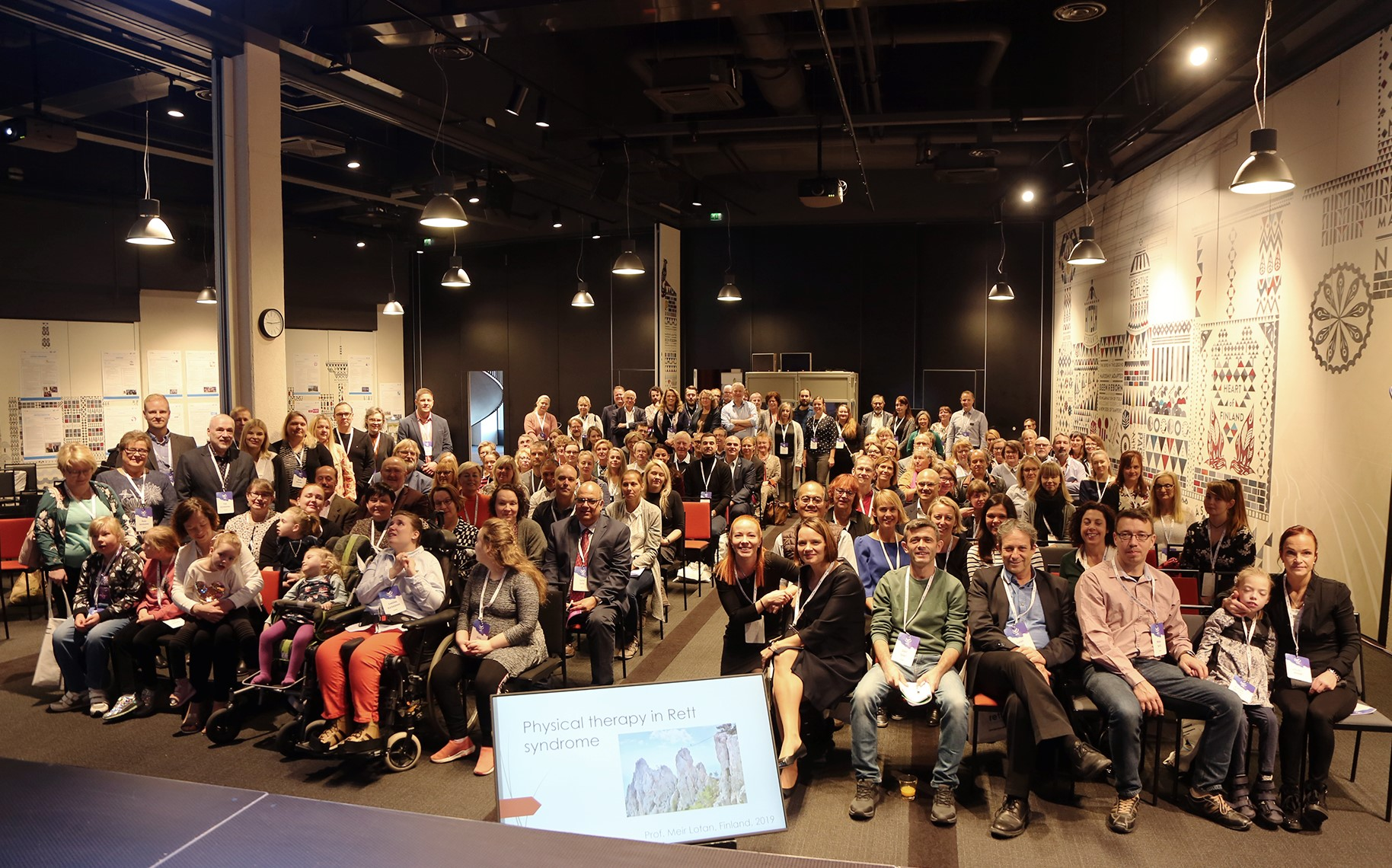 6th European Rett Syndrome Conference, Tampere Finland