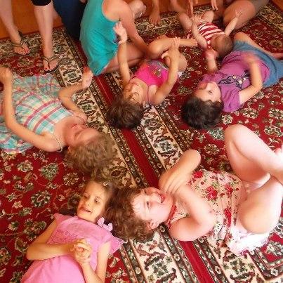 Summer Camp for Rett Girls in Hungary