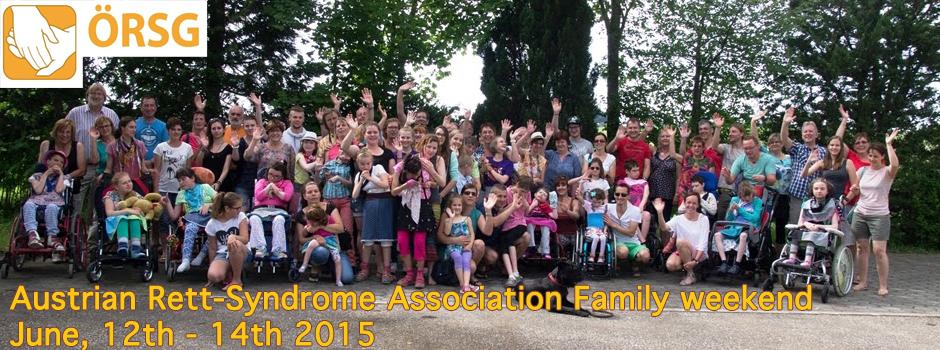 Austrian Rett-Syndrome Association Family weekend