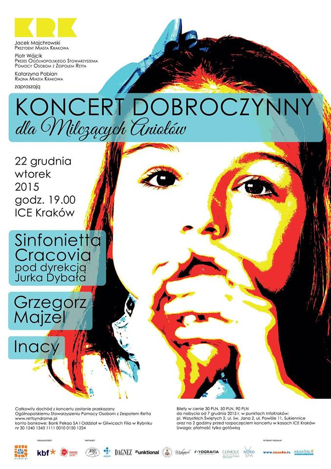"Charity concert ""For Silent Angels"" in Poland"