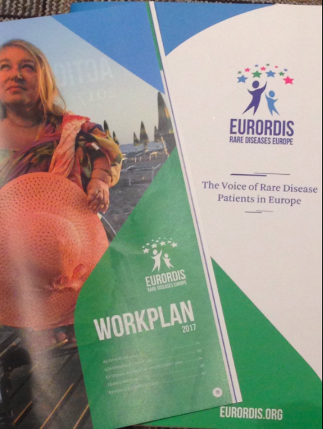 EURORDIS Membership Meeting 2017 – Full report