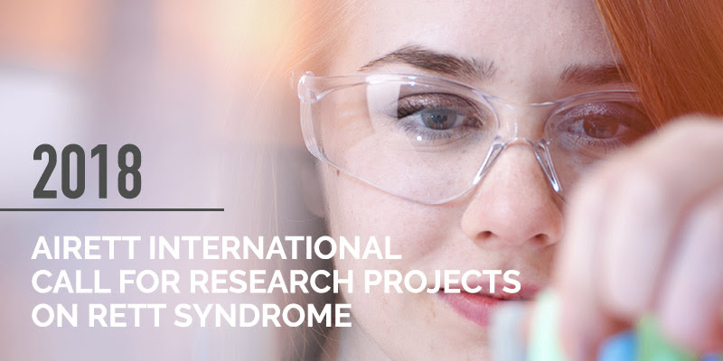 AIRETT International Call for Research Projects on Rett Syndrome