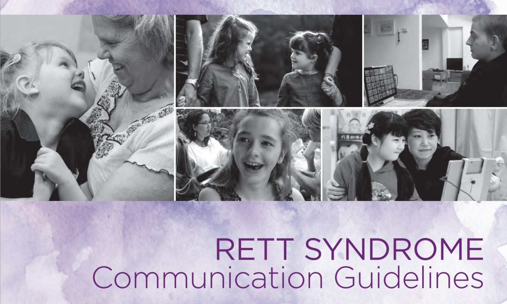 Release of Rett Syndrome Communication Guidelines
