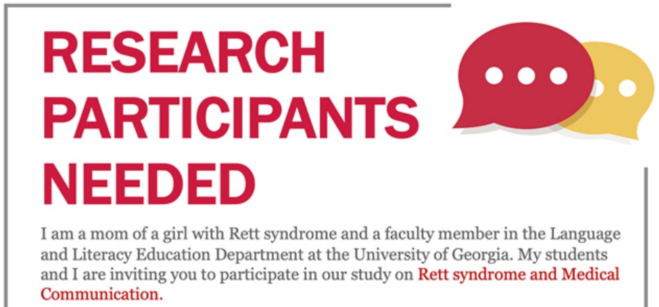 An Invitation to Take Part in a Research Study